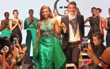 Bonang Matheba announced as red carpet presenter for E! Africa Entertainment season two.  Picture:  Louise McAuliffe/EWN