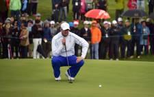 Australian golfer, Marc Leishman. Picture: AFP.