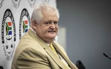 FILE: Former Bosasa executive Angelo Agrizzi testifies at the Zondo Commission of Inquiry into State Capture on 17 January 2019. Picture: Abigail Javier/EWN.
