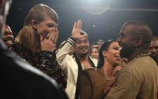 FILE: Nicki Minaj confronts Miley Cyrus on stage at the MVA's after accepting her award. Picture:CNN/screengrab