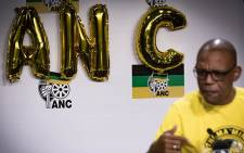 The ANC officially launched its website after being offline for than two weeks due to nonpayment, the website was made live on 8 October 2018. Picture: Sethembiso Zulu/EWN