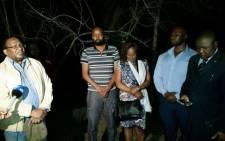MK member Sizwe Kondile's family performed a spiritual repatriation on 30 June 2016. Picture: MPTT.