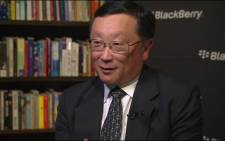 Blackberry CEO vows to win back customers with the release of a new phone, Picture: Supplied/EWN.