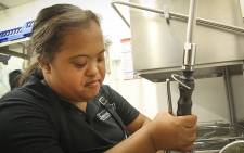 Brownies and Downies on Long Street employes more than 20 staff members with special needs. Picture: EWN