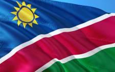 Namibian flag. Picture: Pixabay.com.