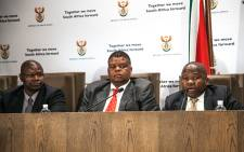Amalgamation of new government to be smoothly overseen by IMC. Picture: Kgothatso Mogale/EWN