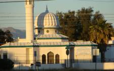 A mosque in Tucson, Arizona: Picture: Wikimedia Commons.