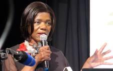 Advocate Thuli Madonsela. Picture: Louise McAuliffe/EWN.
