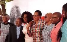 #IsthunziSabafazi: Basetsana Kumalo, Oprah Winfrey, Graca Machel, Josina Machel, Sello Hatang and other guests. Picture: Lungelo Matangira/EWN