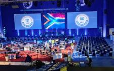 The Independent Electoral Commission's National Results Operation Centre (ROC) in Pretoria. Picture: @IECSouthAfrica/Twitter.