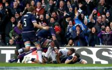 Scotland vs Argentina on 24 November 2018. Picture: @SixNationsRugby/Twitter.