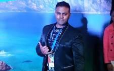 Evershan Pillay was the victim of racist Facebook messages. Picture: Evershan Pillay/Facebook.