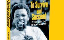 """""""To Survive and Succeed: From Farm Boy to Businessman"""" by author Mkhuseli Khusta."""