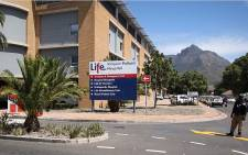 While the province battles the worst drought in a century, Life Vincent Pallotti Hospital in Pinelands has taken proactive step in securing its water supply. Picture: Bertram Malgas/EWN