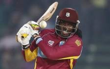 West Indian batsman Chris Gayle. Picture: Facebook.com.