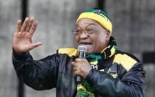 President Jacob Zuma. Picture: EWN.