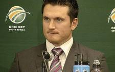 Graeme Smith remains test cricket Captain under Gary Kirsten. Picture: Tshepo Lesole/Eyewitness News