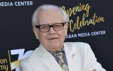 Actor Ken Kercheval attends the Television Academy 70th Anniversary Celebration, in Los Angeles, in 2016. Picture: AFP.