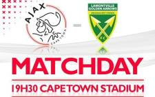 Ajax Cape Town take on Lamontville Golden Arrows in a PSL clash tonight. Picture: Facebook.