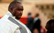 FILE: Controversial businessman and nephew of South African President Jacob Zuma, Khulubuse Zuma arrives for his uncle's inauguration ceremony in his final term at the Union Buildings in Pretoria on 24 May 2014. Picture: AFP.