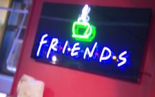 Popular 1990s sitcom 'Friends' is heading for the internet. Picture: CNN.