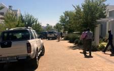 FILE: De Zalza Estate homeowner's association has confirmed there was no security breach. Picture: Masa Kekana/EWN.