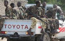 FILE: Eight Islamist gunmen infiltrated the main AU base in Mogadishu and killed three peacekeepers. Picture: EWN