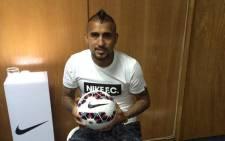 Bayern Munich latest signing, Arturo Vidal. Picture: Arturo Vidal/Facebook.