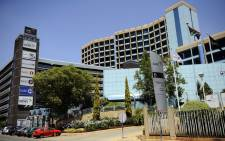 SABC (South African Broadcasting Corporation) headquarters in Johannesburg. Picture: AFP.