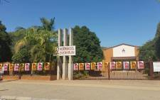 Hoërskool Overkruin in Pretoria. Picture: Facebook