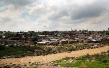 FILE: The Setswetla informal settlement in Alexandra near the Jukskei River. Picture Sethembiso Zulu/EWN