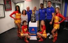 he 2017 Currie Cup winners visited the Primedia office this morning. Photo: Bertram Malgas