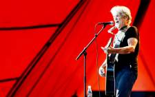 American singer and actor Kris Kristofferson. Picture: AFP