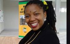 ANC Western Cape Provincial Legislature Member Ayanda Bans. Picture: Facebook.