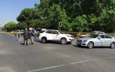 FILE: Details are still sketchy but according to a witness, the security vehicle was followed. Picture: Aki Anastasiou//EWN.