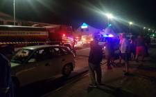 Five people including three children lost their lives in a crash in Kleinmond. Picture: Twitter.