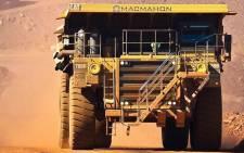 FILE: A Macmahon Holdings truck. Picture: macmahon.com.au.