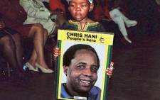 The late leader of the South African Communist Party, Chris Hani, who was assassinated outside his home in Dawn Park in Boksburg on 10 April, 1993. Picture: AFP