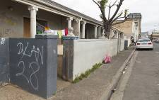 FILE: The homes of several families in Bromwell Street who were told they would be evicted on 9 September 2016. Picture: Aletta Harrison/EWN.