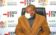 FILE: Health Minister Zweli Mkhize visited the Northern Cape to assess the province's COVID-19 vaccine rollout on 8 June 2021. Picture: Northern Cape Department of Health.