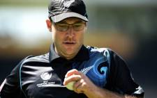 FILE: New Zealand cricketer Daniel Vettori. Picture: AFP
