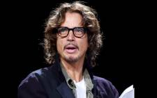 FILE: Musician Chris Cornell in 2014 in Los Angeles, California. Picture: AFP.