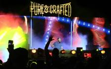 The second installment of Pure&Crafted Festival for all things music, motorcycling and new heritage took place on 30 September 2017 at Ground in Muldersdrift. An epic day and night of incredible music from top international and local artists. Picture Sethembiso Zulu/EWN