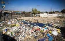 Basic service provision in Diepsloot is still a huge problem. Picture: Thomas Holder/EWN