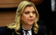 FILE: Sara Netanyahu has been formally told that she faces a possible trial over alleged misuse of public funds, the justice ministry said on 8 September 2017. Picture: AFP