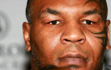 Former world heavyweight boxer Mike Tyson. Picture: Mike Tyson/Sapa