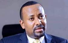 Ethiopian Prime Minister Abiy Ahmed. Picture: @Dr_abiy/Twitter