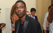 FILE: Comedian Chris Rock. Picture: AFP.