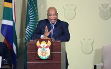 FILE: The president Jacob Zuma was speaking in Pretoria after a mining sector stakeholder consultative forum meeting. Picture: Reinart Toerien/EWN.