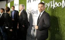 Ethan Hawke on the red carpet for an event celebrating the critically-acclaimed film Boyhood and its home entertainment debut. Picture: Boyhood official Facebook page.